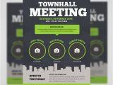 Meeting Flyer Template Free Community Meeting Flyer Template Flyerheroes