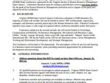 Meeting Rfp Template 14 Conference Proposal Templates Sample Templates