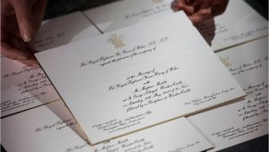 Meghan Markle Thank You Card Harry and Meghan Mail 600 Wedding Invitations with Dress