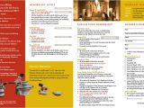 Membership Brochure Template Brochure Art Museum Printable Membership Brochure