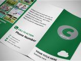 Membership Brochure Template Golf Membership Tri Fold Brochure Template