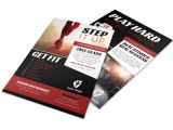 Membership Flyer Template Step Up Fitness Membership Flyer Template Mycreativeshop