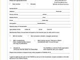 Membership form Template.doc Membership Application form Template Word