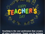 Message for Teachers Day Card English 40 English Teachers Day Status Quotes Greeting
