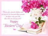 Message for Teachers Day Card English Happy Teachers Day Wallpapers Greetings