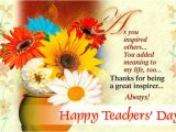 Message for Teachers Day Card English Happy Teachers Day Wishes Messages & Status 2018 Wishesmsg