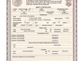 Mexican Birth Certificate Template Mexican Birth Certificate Translated if You Need A