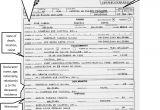 Mexican Death Certificate Template El Salvador Birth Certificate Translation Template Gallery
