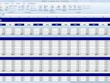 Microsoft Excel Budget Template 2013 Wedding Budget Template for Excel 2013