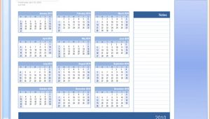 Microsoft Office 2010 Calendar Template 6 Microsoft Office Calendar Templates Bookletemplate org