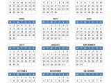 Microsoft Office 2013 Calendar Template 2013 Year Calendar Template