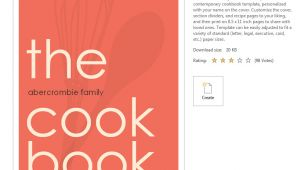 Microsoft Office Cookbook Template Actually Amy Review and Giveaway Microsoft Office 365