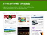 Microsoft Office Email Newsletter Templates 10 Excellent Websites for Downloading Free HTML Email