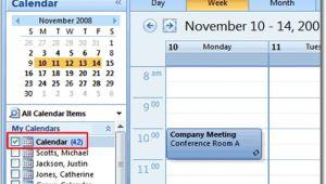 Microsoft Outlook Calendar Templates Outlook Calendar Print Templates Calendar Template 2018