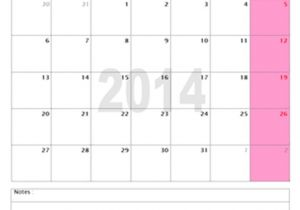 Microsoft Word 2014 Calendar Templates Microsoft Word Calendar Template 2014 Great Printable
