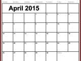 Microsoft Word 2015 Calendar Template Monthly Best Photos Of 2015 Calendar Template Microsoft Word
