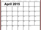 Microsoft Word 2015 Monthly Calendar Template Best Photos Of 2015 Calendar Template Microsoft Word