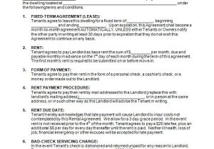 Microsoft Word Rental Contract Template 15 Rental Contract Templates Pdf Google Docs Word