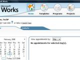 Microsoft Works Calendar Template Ms Works Tech for Everyone