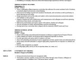 Middle School Student Resume Middle School Resume Samples Velvet Jobs