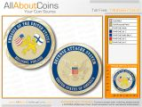Military Coin Design Template Artwork Gallery Challenge Coins Custom Coins All