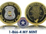 Military Coin Design Template Challenge Coin Design software His and Her Laser Cut
