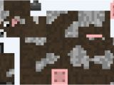 Minecraft Cow Template Minecraft Cow Skin Template Www Pixshark Com Images