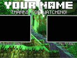 Minecraft Outro Template Movie Maker Speed Art Minecraft Outro Template Download In the Desc