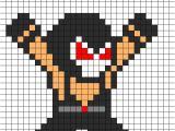 Minecraft Pixel Art Templates Batman Bane Batman Perler Bead Pattern Perler Beads Pinterest