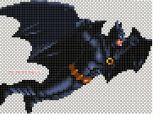 Minecraft Pixel Art Templates Batman Minecraft Pixel Art Templates and Tutorials Batman