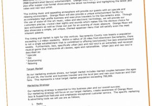 Mission Essential Contractor Services Plan Template Template for Writing A Music Business Plan Choice Image