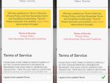 Mobile App Terms and Conditions Template Sample Terms Of Service Template Termsfeed