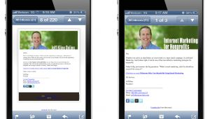 Mobile Optimized Email Template How to Make Your Emails Mobile Friendly Mobile Email