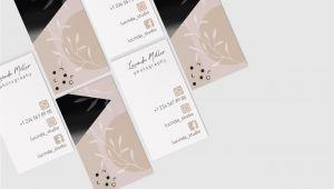 Modern Business Name Card Design Modern Business Card Template by Designloock On