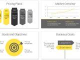 Modern Business Plan Powerpoint Template Free Business Plan Slide Deck Modern Business Plan Powerpoint