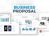 Modern Business Plan Powerpoint Template Free Proposal Ppt Template Modern Business Plan Powerpoint