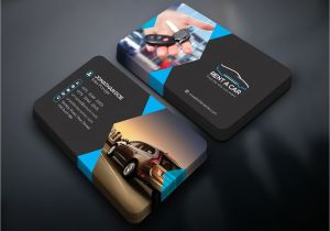 Modern Desktop Business Card Holder Free Business Card Download On Behance with Images