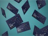 Modern Desktop Business Card Holder Free Floating Business Cards Mockup Psd Cards Postcards