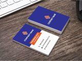 Modern Desktop Business Card Holder Horizontal Business Card Design In Illustrator Adobe