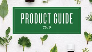Modern Essentials Quick Reference Card 2019 Product Guide U S by Young Living Essential Oils issuu