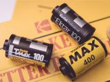 Modern Essentials Quick Reference Card A Quick Guide to Kodak Film and when to Shoot Each One