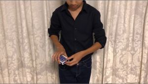 Modern Flap Card by Hondo Modern Flap Card to Box