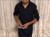Modern Flap Card to Box by Uz Hsieh Modern Flap Card to Box