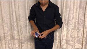 Modern Flap Card to Box Modern Flap Card to Box