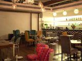 Modern Hotel Parel Menu Card Luca Lower Parel Mumbai