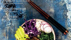 Modern Lunch Home Sion Menu Card Munster Geht Aus sommer Herbst Ausgabe 2018 by Tips Verlag