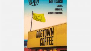 Modern Market Gift Card Balance Dtc Gift Card for Purchases at Main Street Store Only Dogtown Coffee Food Santa Monica
