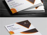 Modern Name Card Free Template Modern Business Card Template Business Card Template