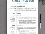 Modern Professional Resume Template 10 Modern Resume Templates Samples Examples format