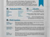 Modern Professional Resume Template 25 Modern and Professional Resume Templates Ginva